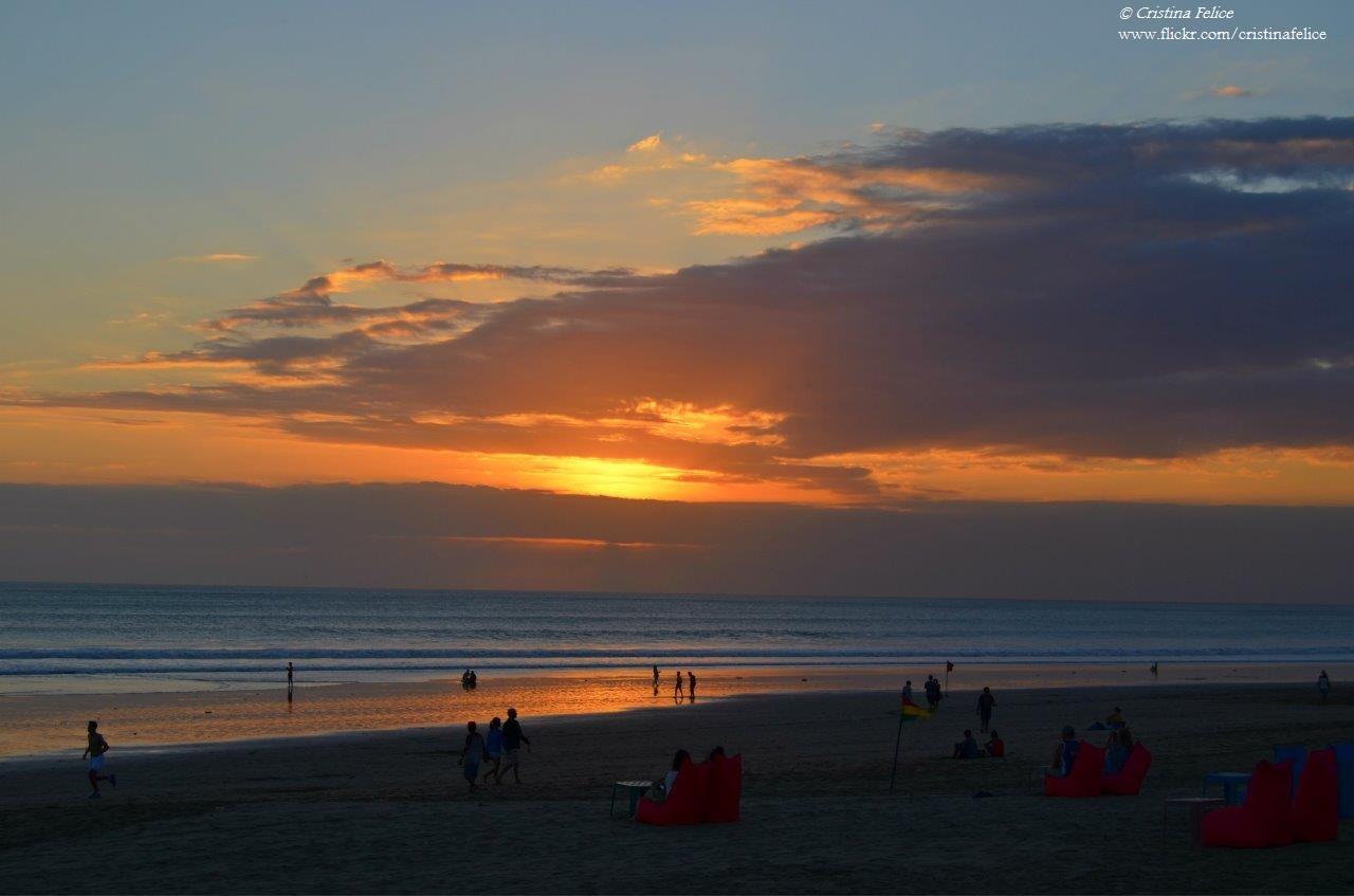 tramonto in oriente