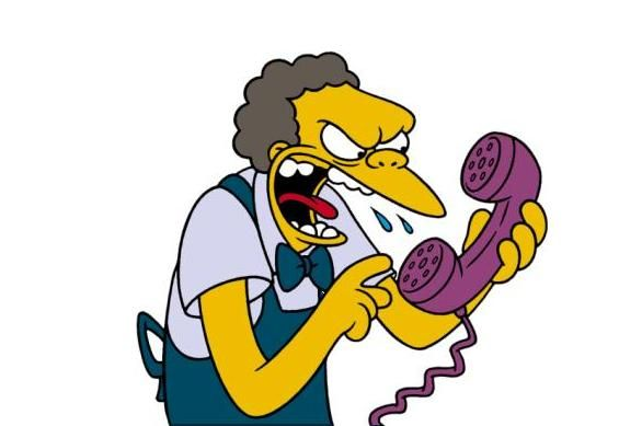 simpson telefono