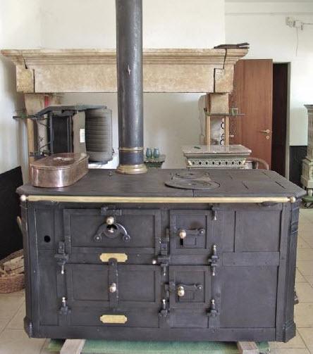 Cosa cucino oggi guida per i momenti di sconforto cristina felice storytelling lifestyle - Stufa a pellet per cucinare ...