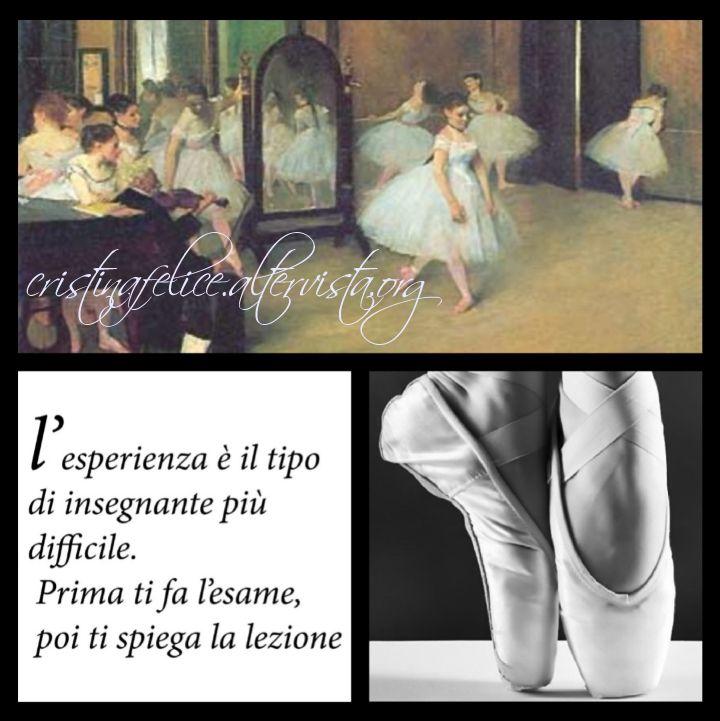 Lezioni di ballo, lezioni di vita